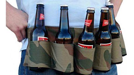 Originální pivní pás na 6 piv