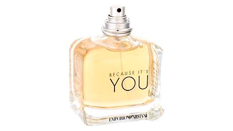 Giorgio Armani Emporio Armani Because It´s You 100 ml EDP Tester W