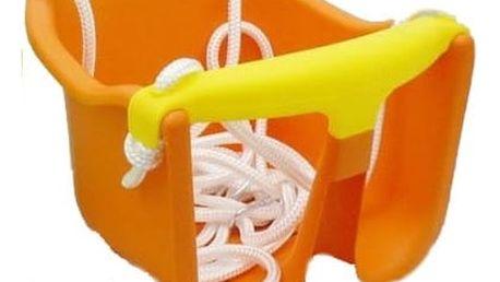 CHEMOPLAST Baby Houpačka, plast oranžová