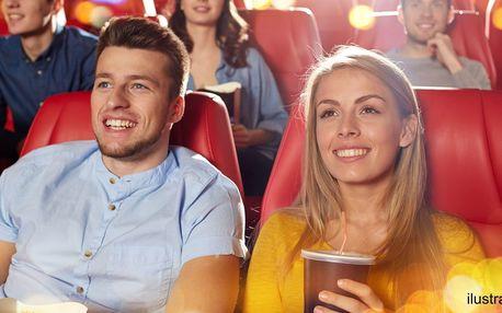 Vstupenka na rodinný film Králíček Petr v kině Lucerna