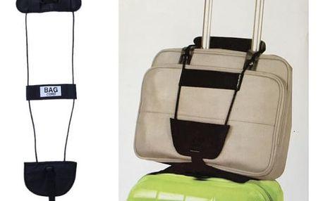 Popruh na kufr pro další zavazadlo