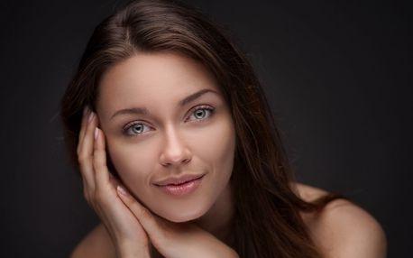 Trvalá a barvení včetně masáže očního okolí