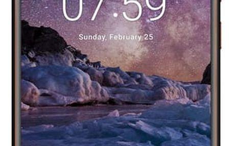 Mobilní telefon Nokia 7 plus Dual SIM (11B2NB01A10) Software F-Secure SAFE, 3 zařízení / 6 měsíců v hodnotě 979 Kč + DOPRAVA ZDARMA