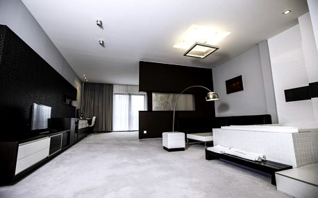 Moderní Hotel Magnus s luxusním wellness
