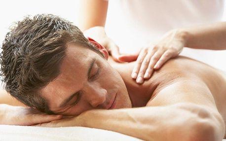 Aromaterapeutická nebo lymfatická masáž