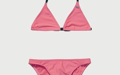 Bikiny O´Neill Pg Essential Bikini Růžová