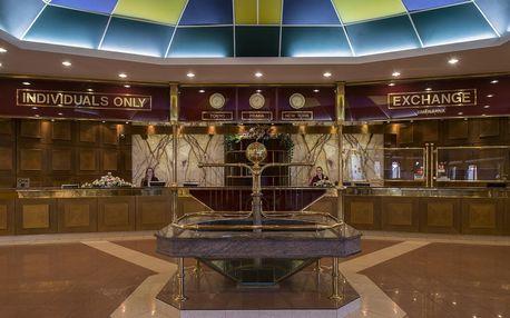 Top ubytování v největším evropském kongresovém hotelu v Top Hotelu Praha