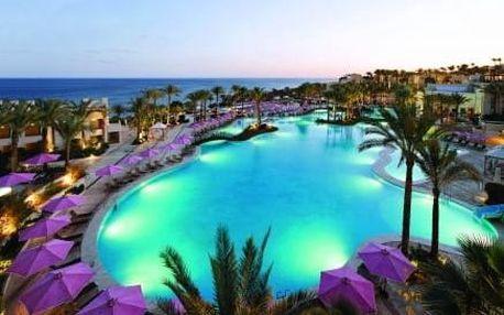 Egypt - Sharm El Sheikh na 12 dní, all inclusive s dopravou letecky z Prahy