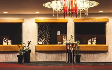 Wellness pobyt na 3 dny pro dva v hotelu Morris Nový Bor