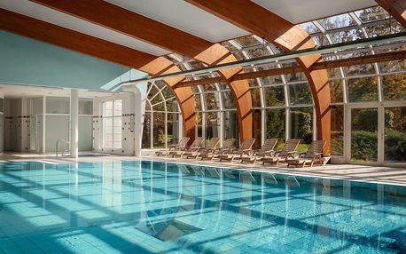Veškerý komfort pod jednou střechou v lázeňském komplexu Spa Resort Sanssouci