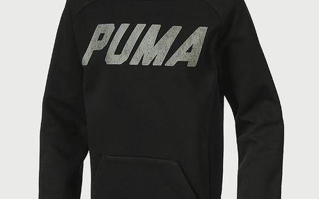 Mikina Puma TECH Hoody Černá