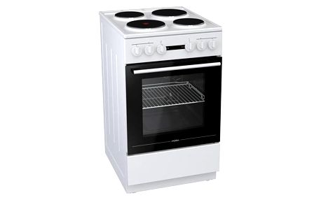 Elektrický sporák Mora Premium E 120 AW bílý
