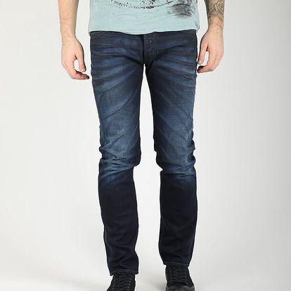 Džíny Replay MA989 Trousers Modrá