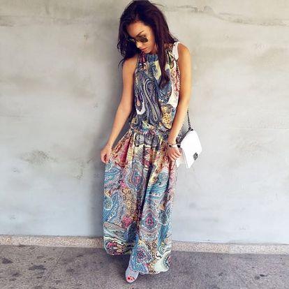 Dámské šaty India