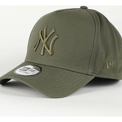 Kšiltovka New Era 940 MLB League Essential AFrame NEYYAN Zelená