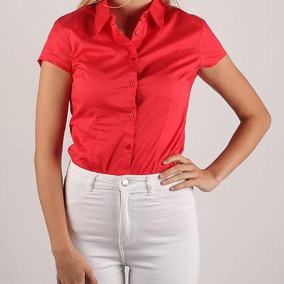 Košile Terranova Camicia Červená