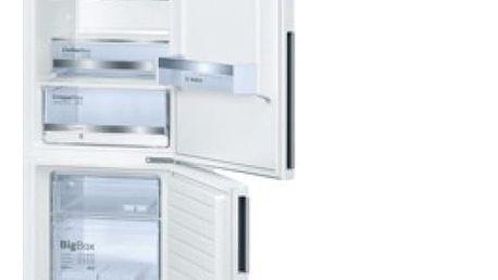 Chladnička s mrazničkou Bosch KGE36DW40 bílá