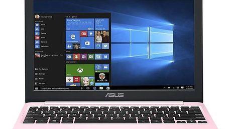 Asus VivoBook E12 E203NA-FD043TS (E203NA-FD043TS) růžový
