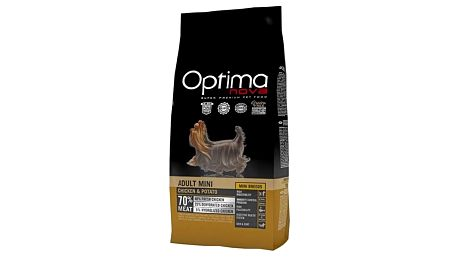 Optima nova Adult mini GF 8 kg