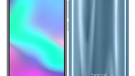 Mobilní telefon Honor 10 64 GB šedý + dárek (51092MJY )