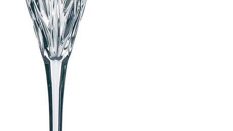 Sada 4 sklenic na sekt z křišťálového skla Nachtmann Imperial Sparkling, 140 ml