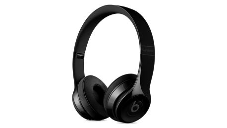 Sluchátka Beats Solo3 Wireless On-Ear - leskle černé (mnen2ee/a)