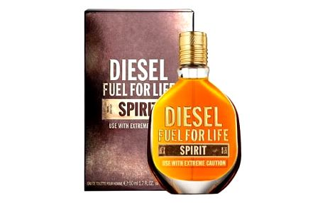 Diesel Fuel For Life Spirit 75 ml EDT Tester M
