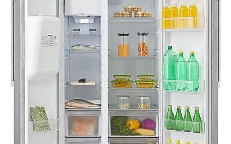 Chladnička s mrazničkou ETA 137190010 nerez