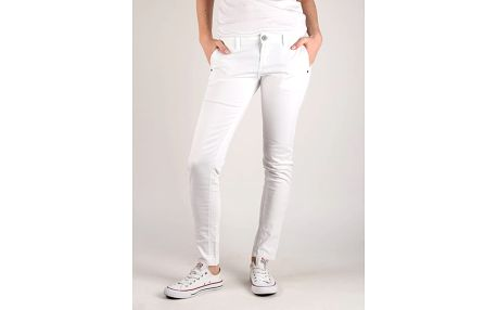 Kalhoty Terranova Pantalone Bílá