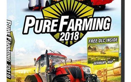 Hra Ubisoft PC Pure Farming 2018 (5902385105798)