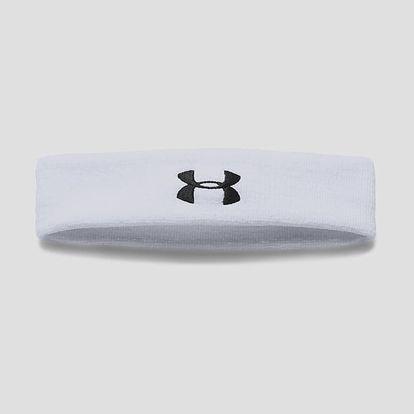 Čelenka Under Armour Performance Headband Bílá