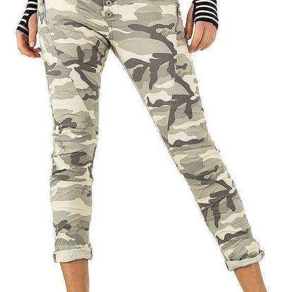 Dámské stylové kalhoty