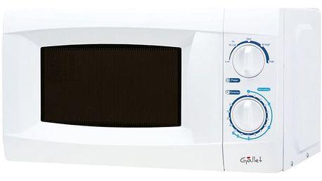 Mikrovlnná trouba Gallet FMOM 420W bílá