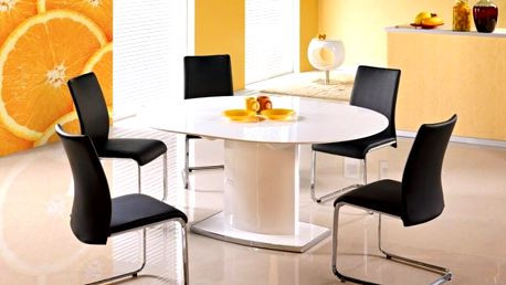 Rozkládací jídelní stůl Federico