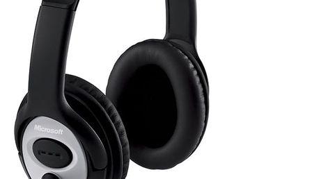 Headset Microsoft LifeChat LX-3000 černý (JUG-00015)