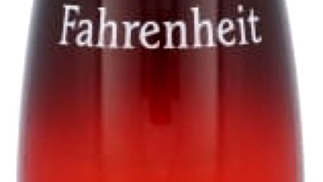 Christian Dior Fahrenheit 200 ml toaletní voda poškozená krabička pro muže