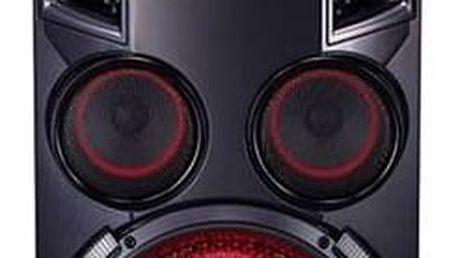 LG OM7560 černý