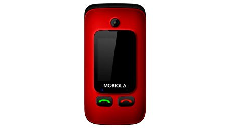 Mobilní telefon Mobiola MB610B červený (MB610R)