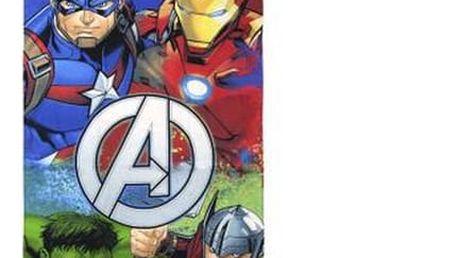 Plážová deka The Avengers 56979