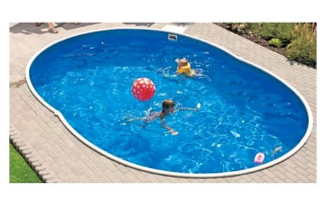 Marimex | Bazén Orlando Premium DL 3,66x5,48 m bez filtrace | 10340196