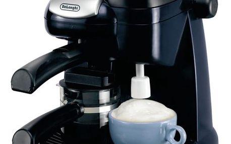 Espresso DeLonghi EC 9.1 černé/stříbrné