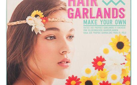 Set pro vyrobení květinové čelenky npw™ Make Your Own Hair Garlands
