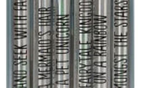 Sada 6 tužek npw™ Unicorn Holographic Pencils