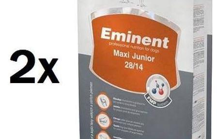 Eminent Maxi Junior 2 x 15 kg + 2 kg ZDARMA