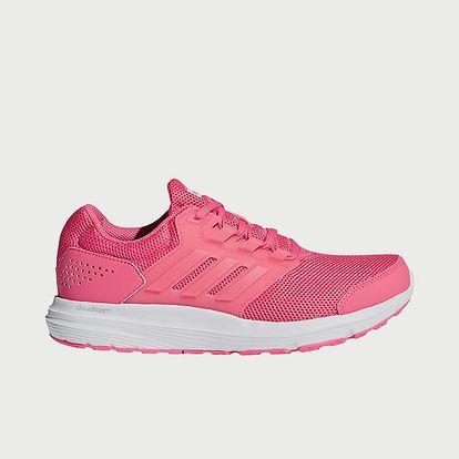 Boty adidas Performance Galaxy 4 Růžová
