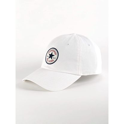 Kšiltovka Converse Core Cap Bílá