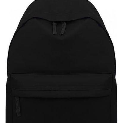 Dámský černý batoh Libra 1401