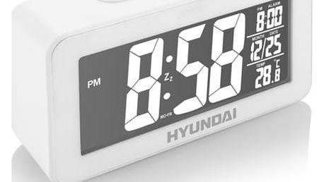 Budík Hyundai AC 321 W bílý