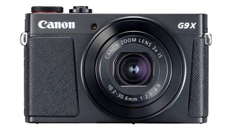 Canon PowerShot PowerShot G9 X Mark II Black (1717C002) černý