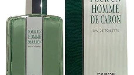 Caron Pour Un Homme De Caron 125 ml toaletní voda tester pro muže